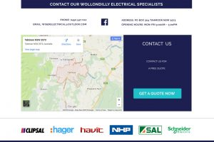 Wiser-Electrical-Contact-Page
