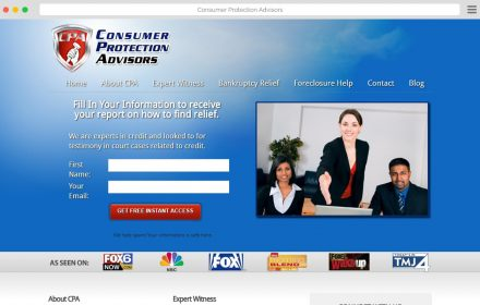 Consumer Protection Advisors