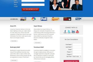 Consumer Protection Advisors Homepage