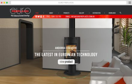 Eurofireplaces.com