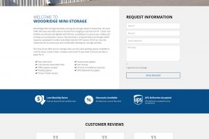 Woodridge Mini Storage Homepage